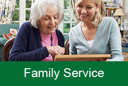 Family Service Banner