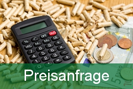 Holzpellets-Preisanfrage